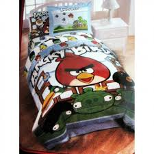 Small Angry Bird Bedroom Decorations
