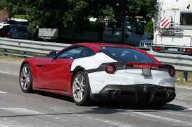 2018 ferrari ff. Perfect Ferrari 2018 Ferrari F12 M Spied  With Ferrari Ff