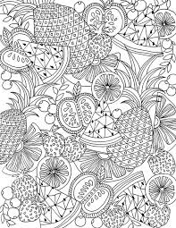 Small Picture 20 Free Printable Summer Coloring Pages for Adults