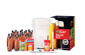 coopers diy beer brew kit