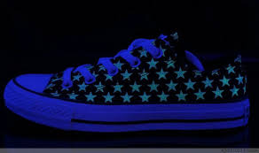 converse shoes black and blue. converse all star dark black fluorescence blue low top canvas sneakers shoes and