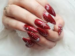 How To Christmas Nail Designs 80 Festive Christmas Nails Designs Anyone Will Love Yve