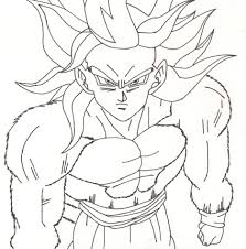 Dessins Coloriage Dragon Ball Z Imprimer Voir Le Dessin Ballz