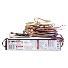 ge 120 to 277 volt electronic program start ballast for 4 ft 4 4 lamp t8 ballast wiring diagram at T8 Ballast Wiring Diagram 277 Volt