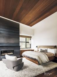 35 Amazing Fireplace Design Ideas. Interior Design MagazineContemporary  Bedroom ...