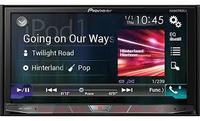 pioneer 4200. pioneer avh-4200nex front 4200 v