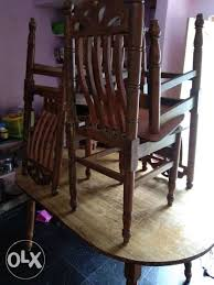 show only image brown wooden windsor rocking chairs
