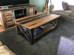 rustic furniture diy. Diy Rustic Furniture Coffee Tables Wooden Table Ideas Elegant Slim With Copper .