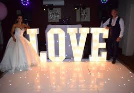 letter lighting. Add That \u0027WOW\u0027 Factor, With Events On Fleek\u0027s Giant Light Up Letter Hire Lighting