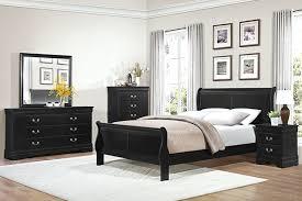 Image Belcourt Black 6pc Queen Bedroom Set 2147 Black Big Dans Furniture Mattress 6pc Queen Bedroom Set 2147 Black Big Dans Furniture Mattress