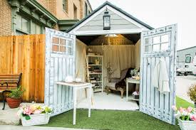 Fur Shed Designs How To Home Family Diy She Shed Hallmark Channel