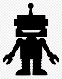 Download Png Robot Illustrator Clipart 3417002 Pinclipart