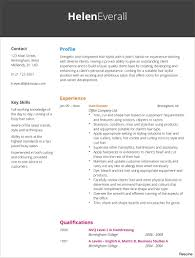 Clhair Stylist Salon Spa Fitness Hair Resume Examples Cover Letter