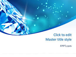 tamplate free diamond powerpoint template free powerpoint templates