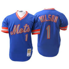 Mitchell Mookie Mets And 1 - Jersey Mlb Wilson Replica Throwback New Ness Blue Men's York cbdadcccabfb Top 10 New York Giants Players Of All Time