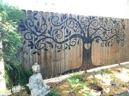 outdoor wrought iron wall decor outdoor wall decor large garden wall decor large backyard wall art