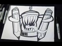 Come Disegnare Bombola Spray Graffiti By L I B R E T T I