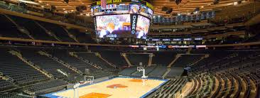 madison square garden parking guide