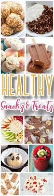 healthy snacks and energy treats recipes for kids and s the best quick