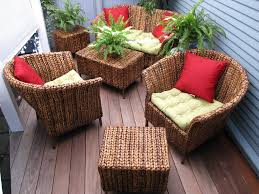 green wicker furniture cushions. patio wicker chairs dining set furniture sets walmart natural color 7 green cushions