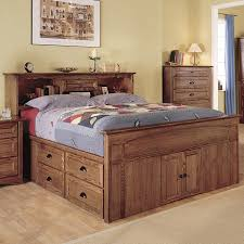 bedroom queen size captains bed  captains bed queen  king size