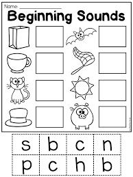 Kindergarten CVC Worksheet Packet   My TPT Store   Pinterest ...