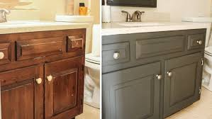 painting a bathroom vanity. Bathroom Vanity Before And After Paint Job Painting A R