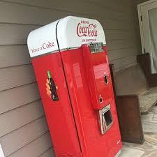 Vending Machine Restoration Parts Custom Vintage Coke Machines Collectors Weekly