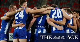 David Noble to coach North Melbourne