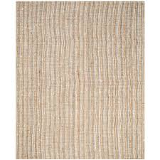 safavieh natural fiber grey natural 9 ft x 12 ft area rug