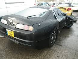1993 Toyota Supra 3 Door Coupe (Petrol / Automatic) breaking for ...