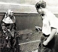 Гражданская война в Испании История России  Труп монахини кармелитки выставлен республиканскими карателями напоказ 4 5 июля 1936 года