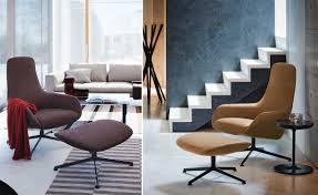 kent high back chair ottoman