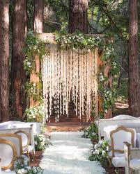 Wedding Arch Inspiration We Love For Your Ceremony Martha Stewart Sorry Diy The Thesorrygirls Decor Drapes Wood Photobooth Photoshoot Summer Flower Girls Arbor