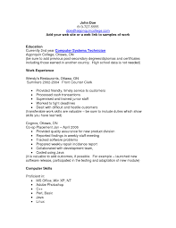 Sample Resume Computer Skills Example Resume Skills Section Sample