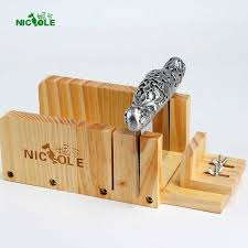 <b>Nicole Soap Cutter Tools</b> Kit Multifunction Adjustable Wood Cutting ...
