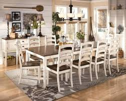 dining room antique white table with wooden pedestal set drop gorgeous for cape town distressed chairs country furniture ant