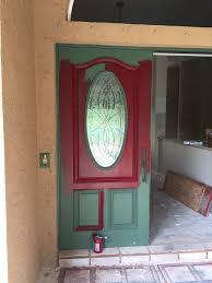 front door paintPainting the Front Door  Again  Pinterest Addict