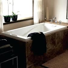 long bathtubs 7 foot evolution 72x36 inch deep soak bathtub american standard for 6 ft decorations