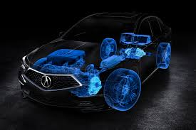 2018 acura exterior colors. exellent 2018 the 2018 acura rlx is complimented by three new exterior colors including  two premium paint offerings u2013 brilliant red metallic and majestic black pearl throughout acura
