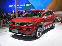 changan cs35 plus at 2018 chengdu auto show