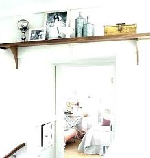 above door shelf above door shelf above door shelf placing a shelf above a doorway for above door shelf improvements