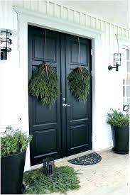 black double front doors. Plain Black Double Black Front Doors  Looking For  Door Home In U