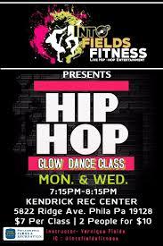 Hip-Hop-Glow-Fitness-Flyer-2017 | Kendrick Recreation Center