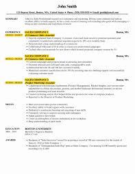 Sample Chronological Resume Gallery of Reverse Chronological Resume Template 87