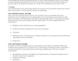 Proper Resume Format 2017 Checklist For Choosing Resume Template ...