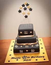 Coolest 50th Birthday Cakes For Men Teamtessaorg