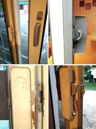 sliding door handles replacement how to remove sliding screen door remove sliding screen door latch replacement