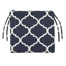 impressive navy outdoor seat cushions home decorators collection landview navy outdoor seat cushion