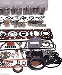 Amazon.com: Toyota 2R Forklift Engine Rebuild Kit 1.5L 1490cc Gas ...